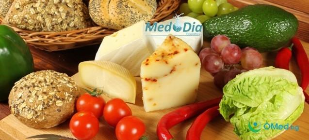 Тест за хранителна непоносимост - 120 храни + 15 добавки
