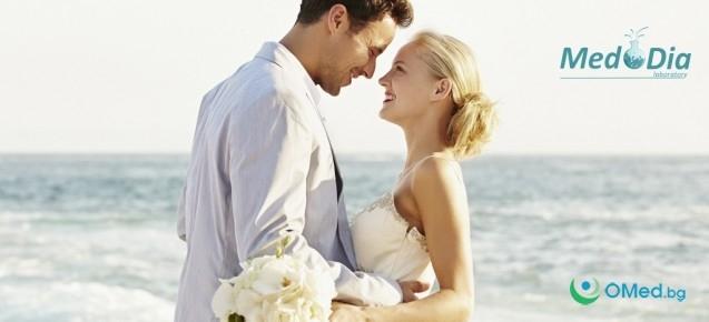 Васерман - Задължително изследване при сключване на граждански брак