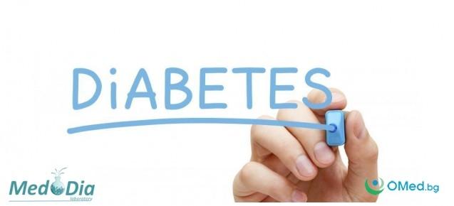 Пакет от изследвания за диабет